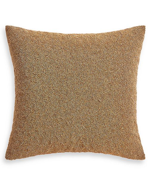 """Hotel Collection Classic Ombré Leopard 16"""" x 16"""" Decorative Pillow, Created for Macy's"""