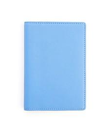 RFID Blocking Leather Passport Wallet