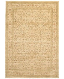 Bridgeport Home Orwyn Orw8 Beige 7' x 10' Area Rug