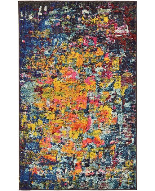 Bridgeport Home Newwolf New4 Multi Area Rug Collection