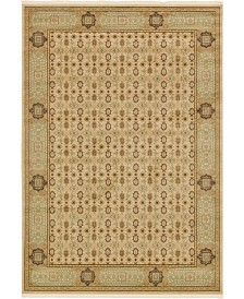 Bridgeport Home Wilder Wld7 Tan 7' x 10' Area Rug