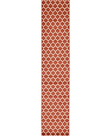 "Arbor Arb1 Light Terracotta 2' 7"" x 13' Runner Area Rug"