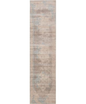 Caan Can4 Taupe 7' x 10' Area Rug