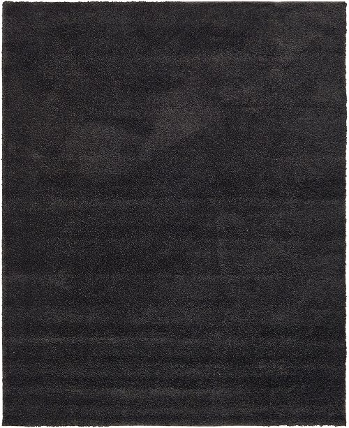 Bridgeport Home Uno Uno1 Charcoal 8' x 10' Area Rug