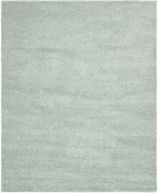 Uno Uno1 Light Blue 8' x 10' Area Rug