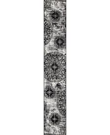 Basha Bas7 2' x 13' Runner Area Rug