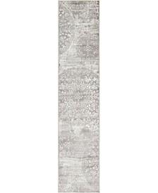 Global Rug Design Basha Bas7 Gray Area Rug Collection