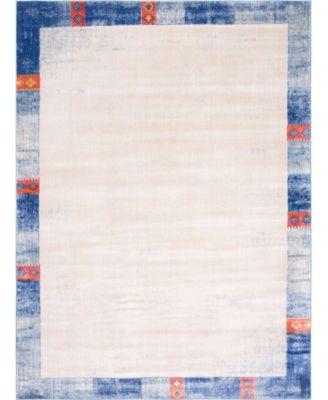 Haven Hav4 Blue 9' x 12' Area Rug