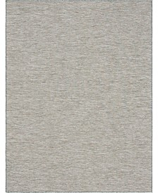 "Bridgeport Home Pashio Pas8 Light Gray 9' 4"" x 12' Area Rug"