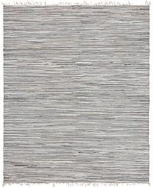 Jari Striped Jar1 Gray 8' x 10' Area Rug