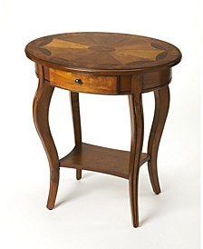 Butler Jeanette Burl Accent Table