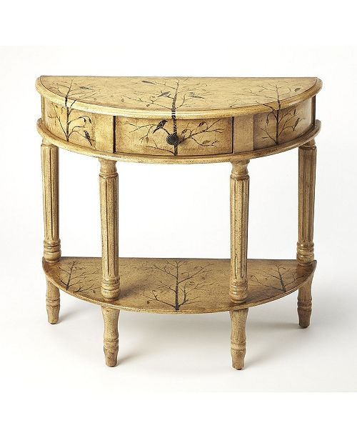 Butler Specialty Butler Mozart Painted Console Table
