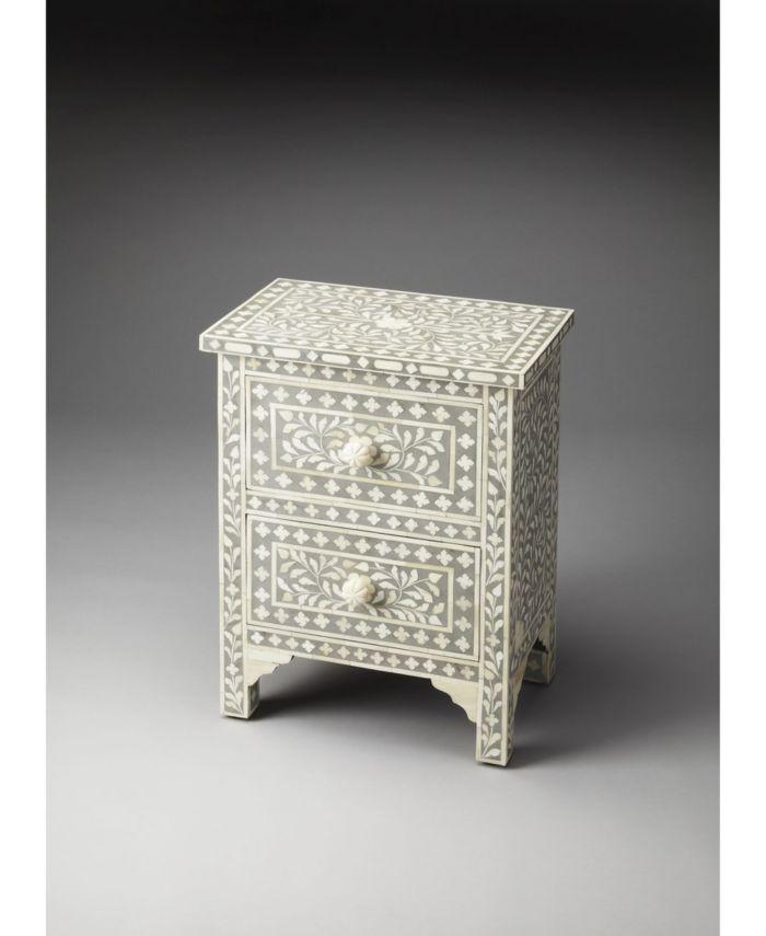 Butler Specialty Butler Vivienne Bone Chest & Reviews - Furniture - Macy's
