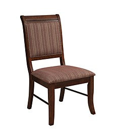 Mahavira Side Dining Chair, Set of 2