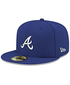 classic sneakers for cheap cozy fresh Atlanta Braves Hats - Macy's