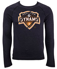 Men's Houston Dynamo Vital To Success Long Sleeve T-Shirt