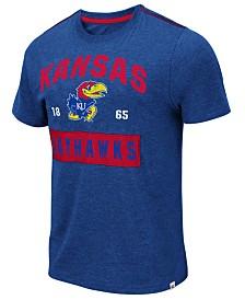 Colosseum Men's Kansas Jayhawks Team Patch T-Shirt