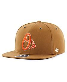 Baltimore Orioles Carhartt CAPTAIN Cap