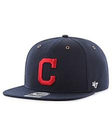 '47 Brand Cleveland Indians Carhartt CAPTAIN Cap