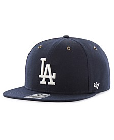 Los Angeles Dodgers Carhartt CAPTAIN Cap