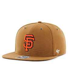 '47 Brand San Francisco Giants Carhartt CAPTAIN Cap