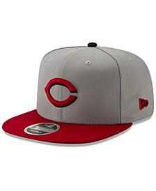 Cincinnati Reds Side Sketch 9FIFTY Cap