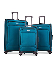 Pop Max 3-Pc. Softside Luggage Set