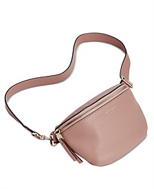 Polly Small Leather Belt Bag