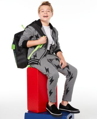Little & Big Boys 5-Pc. Minecraft Backpack & Lunch Kit Set