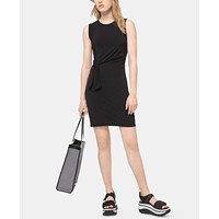 Deals on MICHAEL Michael Kors Belted Dress