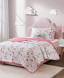 Peggy Reversible Coverlet Sets
