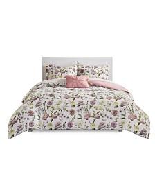 Intelligent Design Ashley Twin 6-Pc. Comforter and Sheet Set