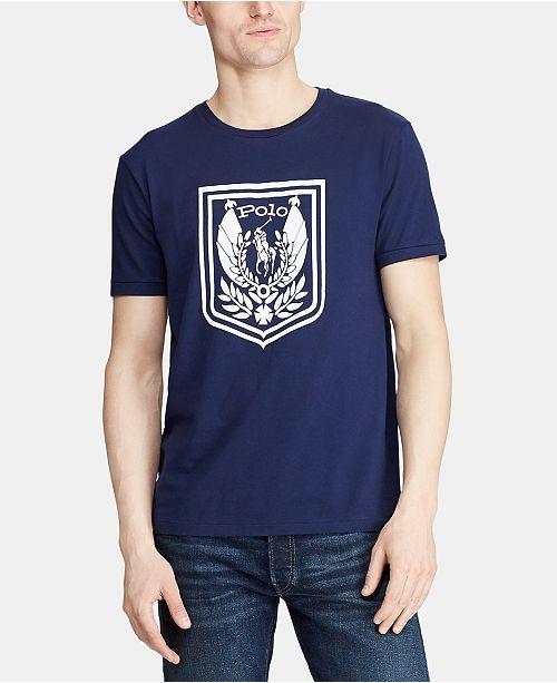 Polo Ralph Lauren Men's Logo Graphic T-Shirt