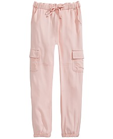 Epic Threads Little Girls Cargo Jogger Pants, Created for Macy's