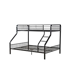 Caius Twin XL Over Queen Bunk Bed