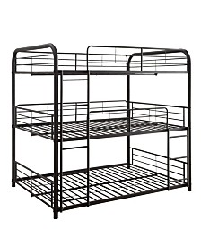 Cairo Triple Full Bunk Bed