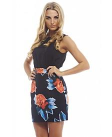 AX Paris Floral Skirt Dress