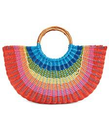 I.N.C. Rainbow Fan Tote, Created for Macy's