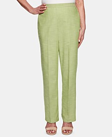 Petite Santa Fe Pull-On Pants
