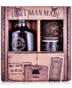 Image of 18.21 Man Made 2-Pc. Wash & Clay Gift Set