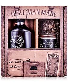 18.21 Man Made 2-Pc. Wash & Paste Gift Set