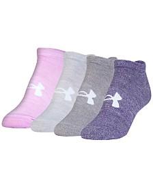 Under Armour HeatGear® Socks, Created for Macy's