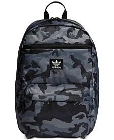 adidas Originals National Camo-Print Backpack