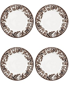 Delamere Salad Plates, Set of 4