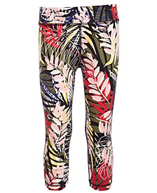 Little Girls Printed Capri Leggings, Created for Macy's