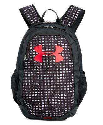 Big Boys or Girls UA Scrimmage 2.0 Backpack
