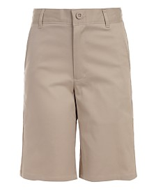 Nautica Little Boys Hunter Flat-Front Stretch Twill Shorts
