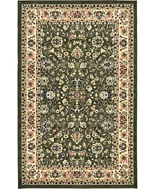 Arnav Arn1 Green 5' x 8' Area Rug