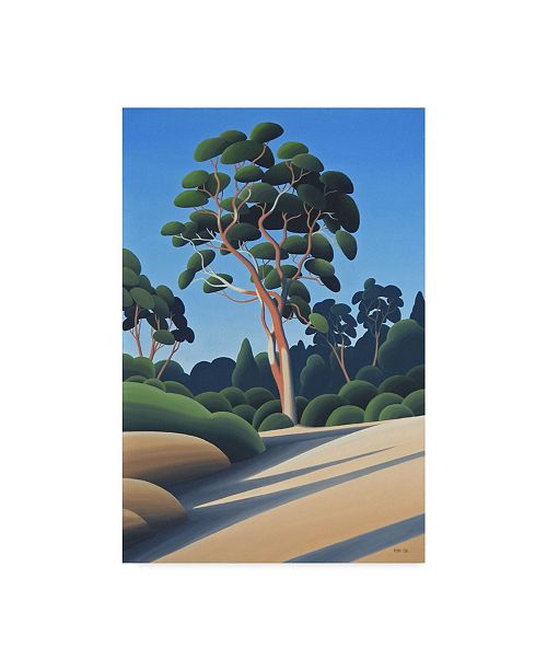 "Trademark Global Ron Parker 'Arbutus Grove Morning' Canvas Art - 16"" x 24"""