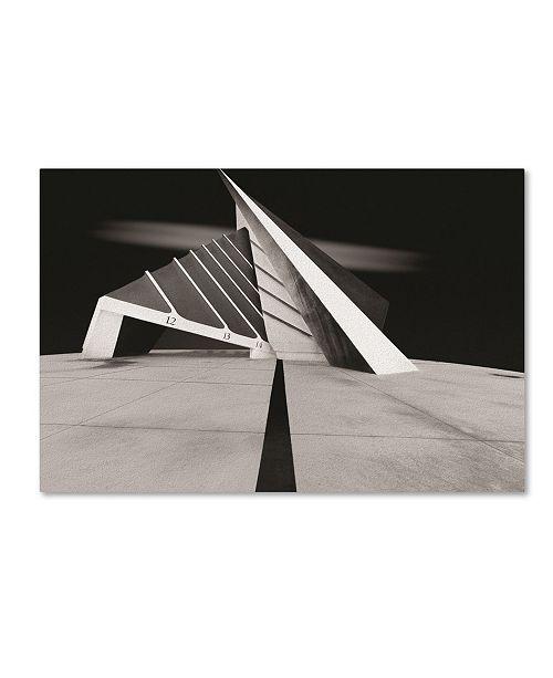 "Trademark Global Erik Brede 'La Nef Solaire' Canvas Art - 30"" x 47"""